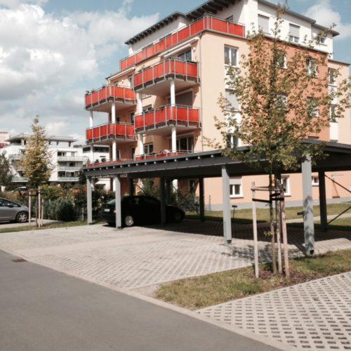 Zeitzer Straße 47 und 43 Jena