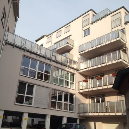 Bibliotheksweg 1b / Käthe Kollwitz Straße 5 Jena
